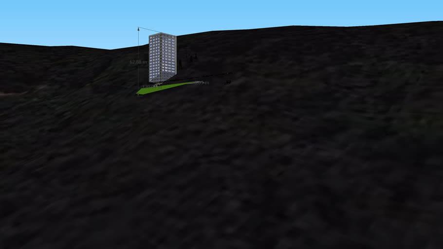 El Pulté Sky tower (concept)