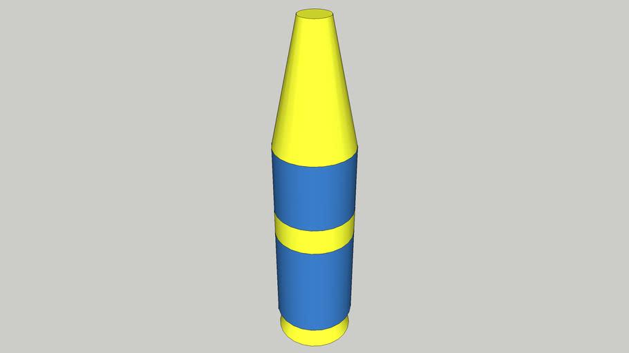 UEF Nukclear warhead