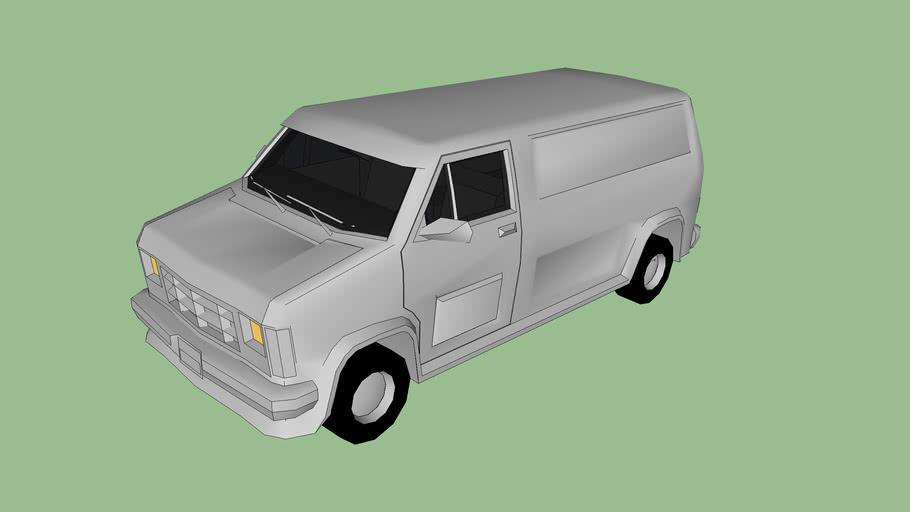 Compact Carriage van