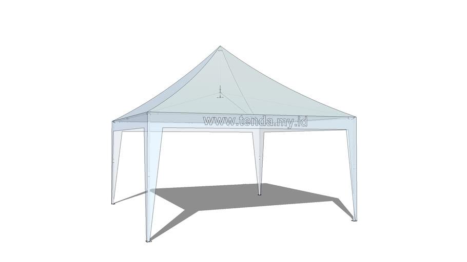 Harga tenda kerucut
