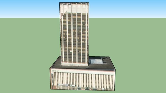 Building in Birmingham, UK