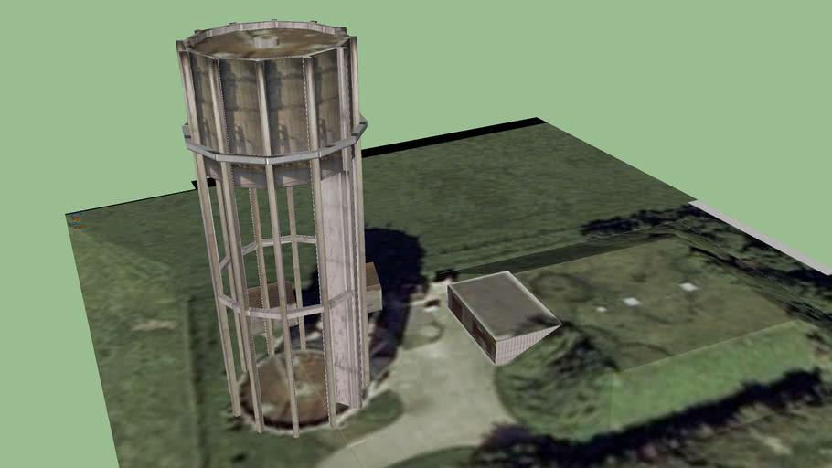 Malmesbury Water tower, Wiltshire