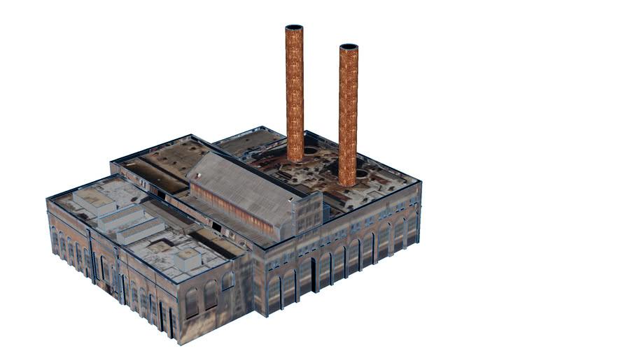 Old Power Plant bldg New Orleans