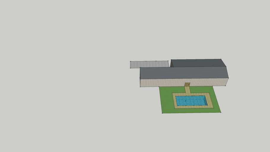 mansion with pool (unfinished)