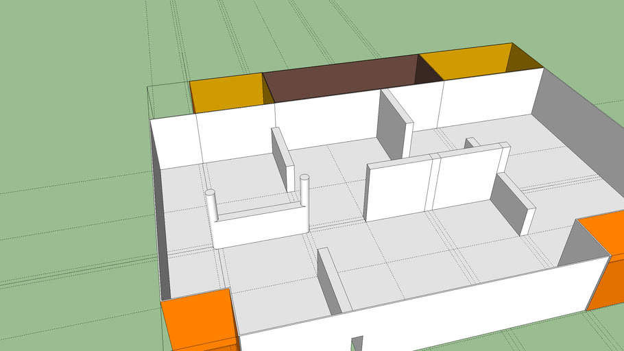 office plan 2nd level