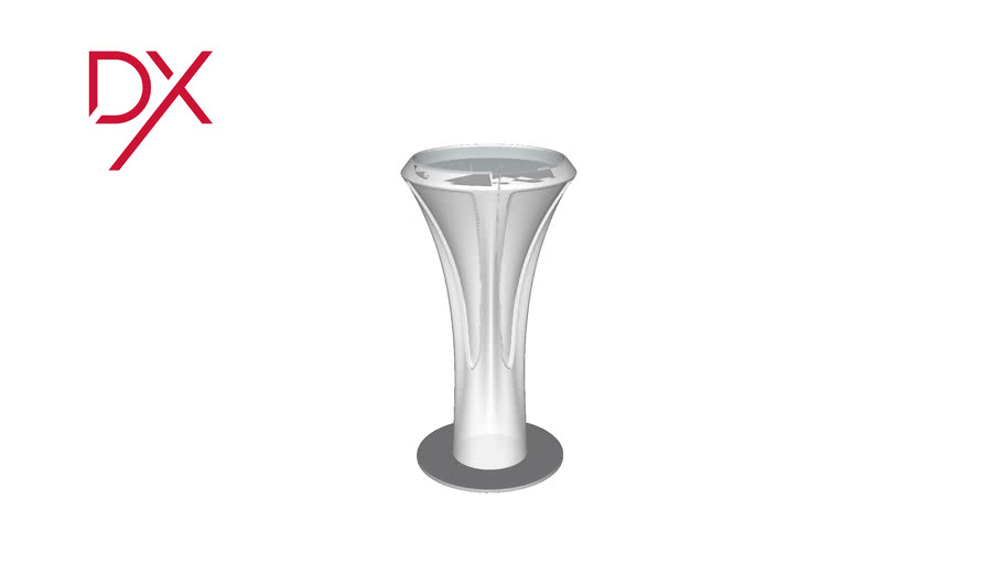 Table cocktail Lumina - LED sans fil