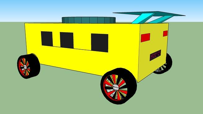 Cool Schoolbus
