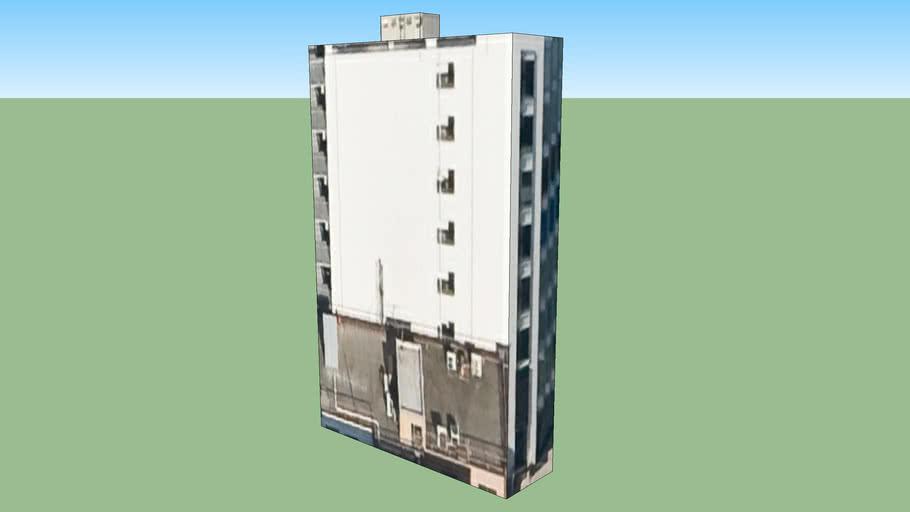 此建築物位於 日本, 愛知名古屋