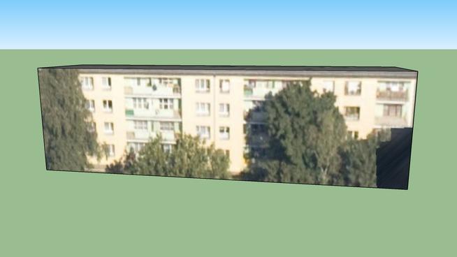 Bâtiment situé Varsovie, Pologne