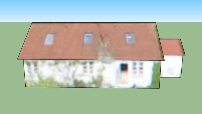 Ēka adresē Vanløse, Kopenhāgena, Dānija