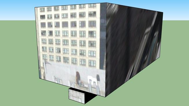 此建築物位於 芝加哥, 伊利諾, 美國