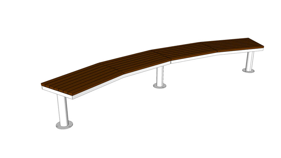 LAYT_OGM1900-00057 Backless Curved Bench