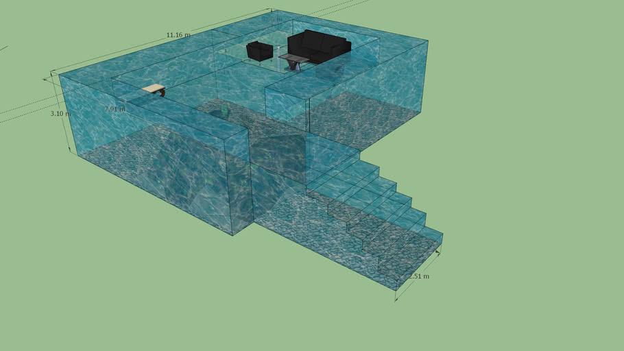 Fish Tank by Esteban Lara (aka, Ban)