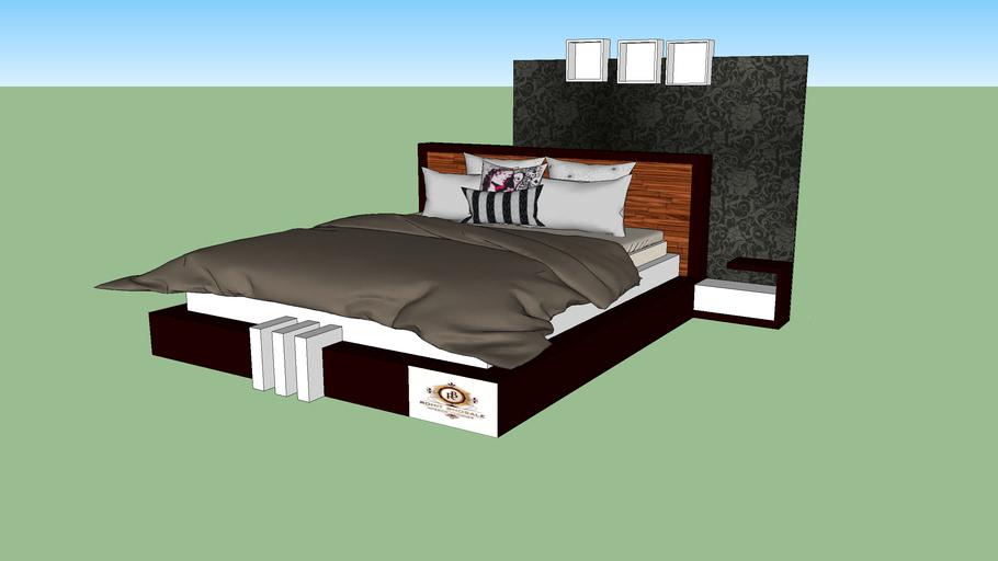 mordern bed