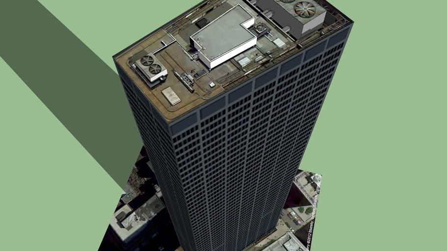 The Marine Midland Building (HSBC Bank Building)