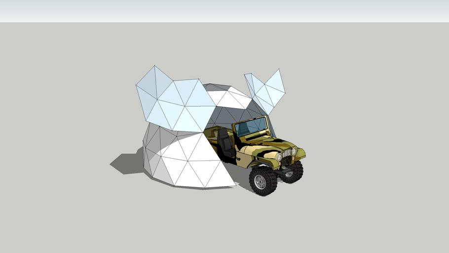 Jeep Dome