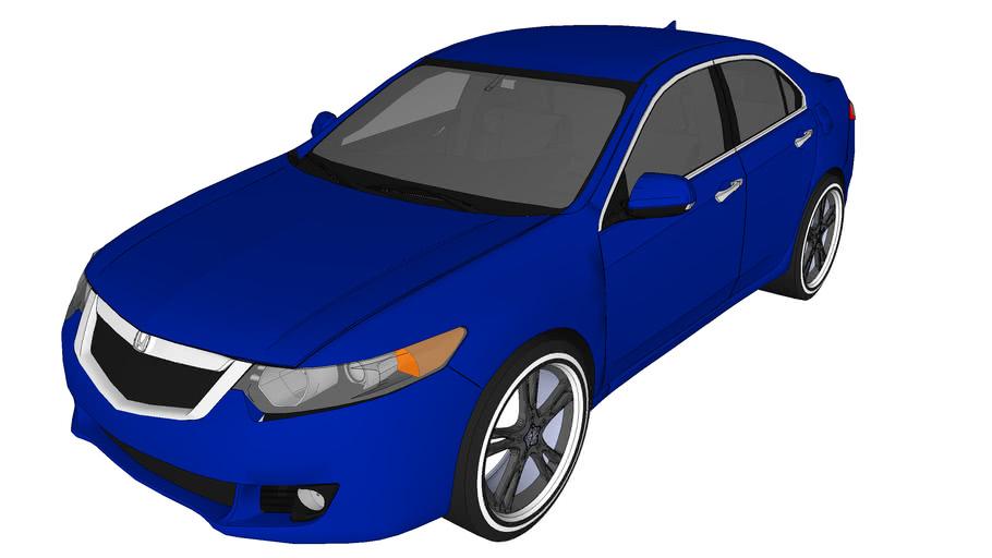 Honda Civic 2010 [transformation]