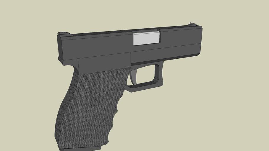 Clock-Pistol