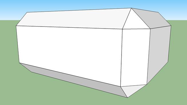 3-D Truncated Rectangle