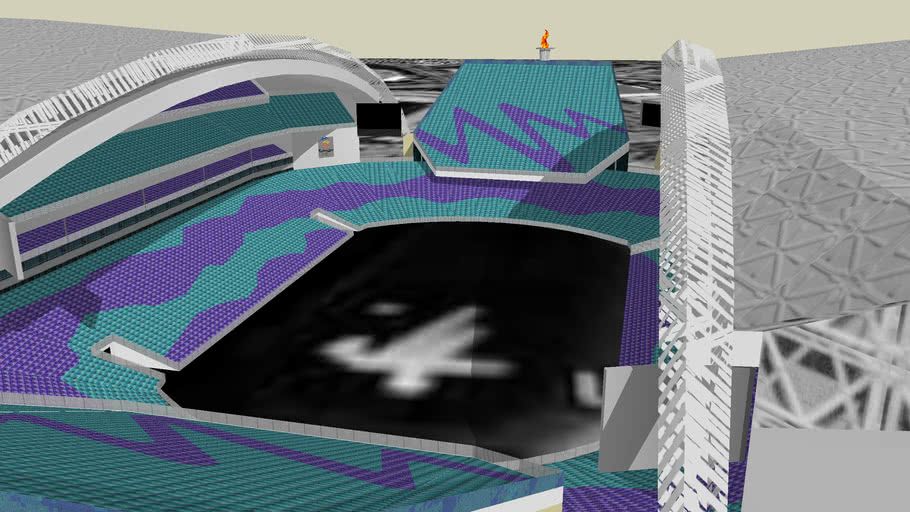 Olympic Stadium Australia (ANZ Stadium)