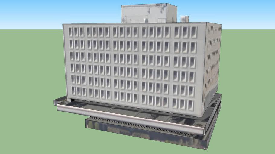 Medical Building in San Francisco, CA, USA