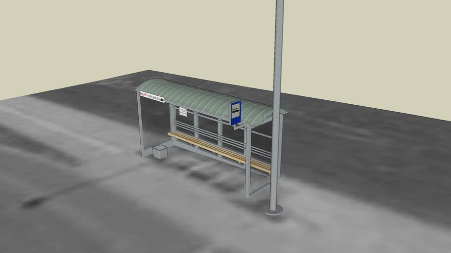Przystanek autobusowy Uniwersytet - Świetlista