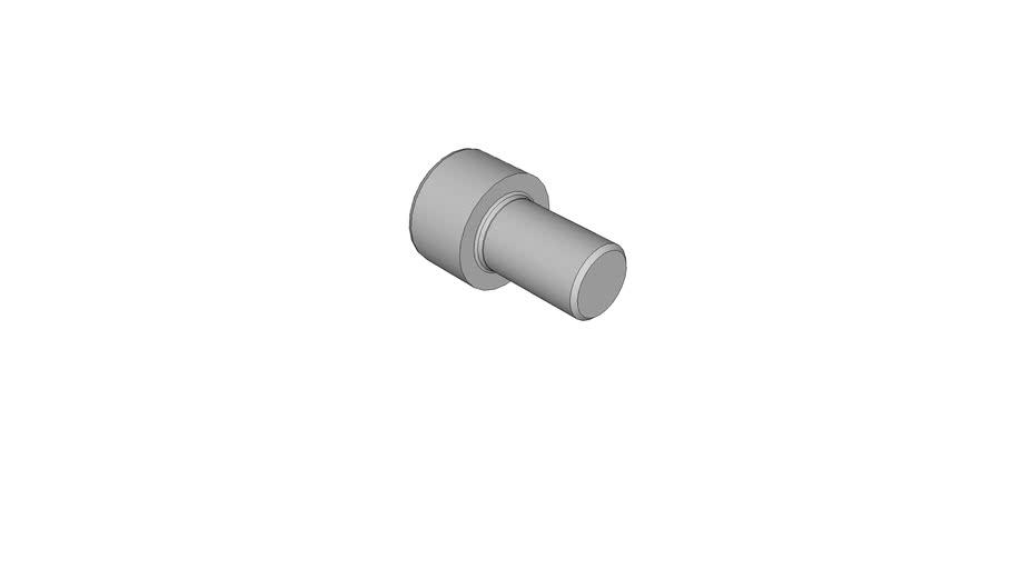 01090394 Hexagon socket head cap screws DIN 912 M10x1x16