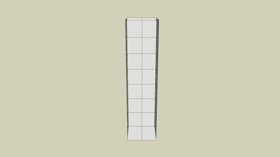 transparent column 2