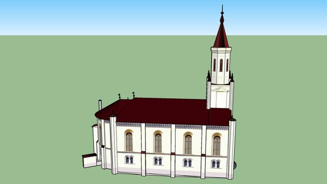 Nyíregyháza, Református templom
