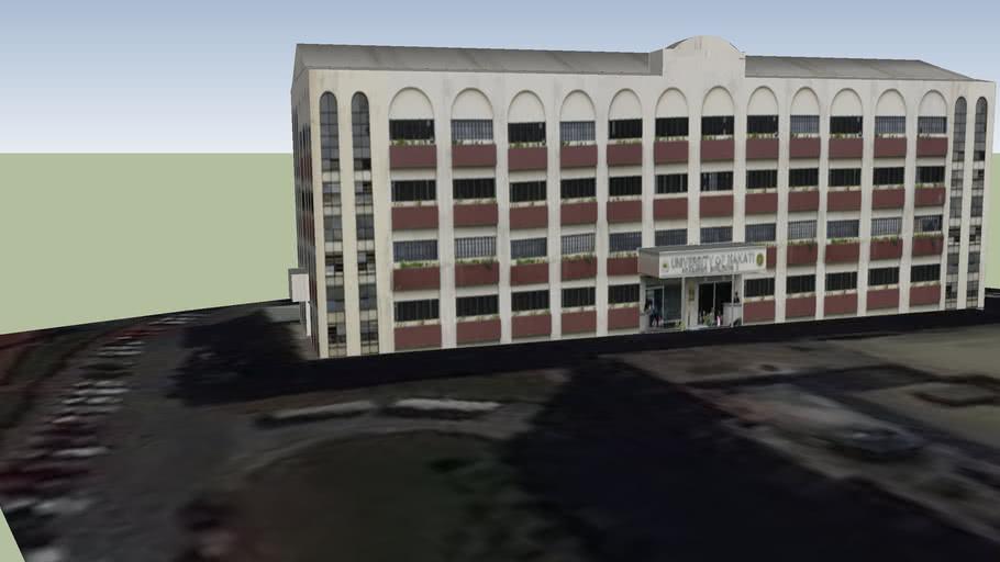 University of Makati, Academic Building 1