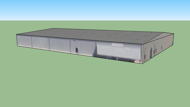 Ēka adresē Albukerke, Ņūmeksika 87105, Amerikas Savienotās Valstis