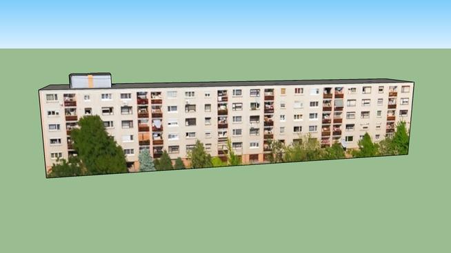 Apartment in Budapest,Hangary