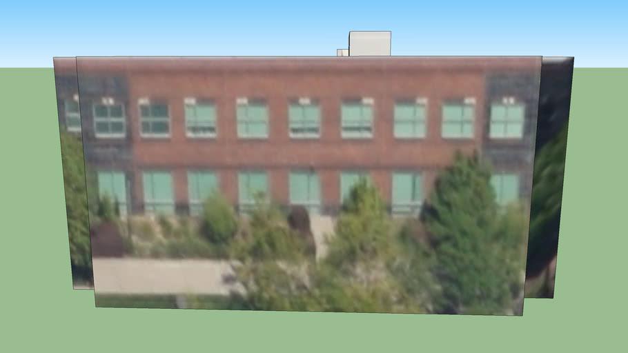 Épület itt: Mather, Kalifornia, Amerikai Egyesült Államok