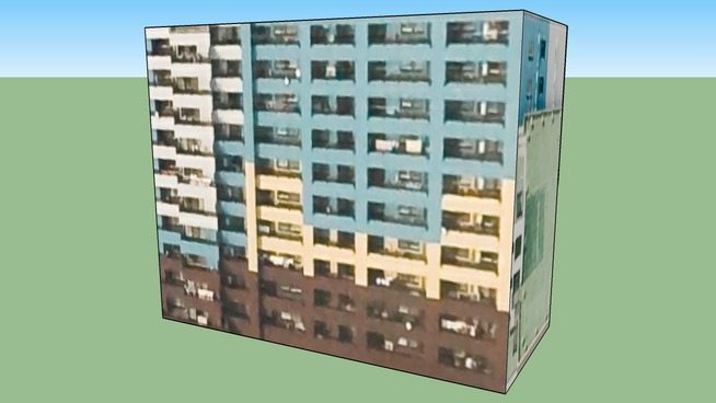 Building in 〒060-0063