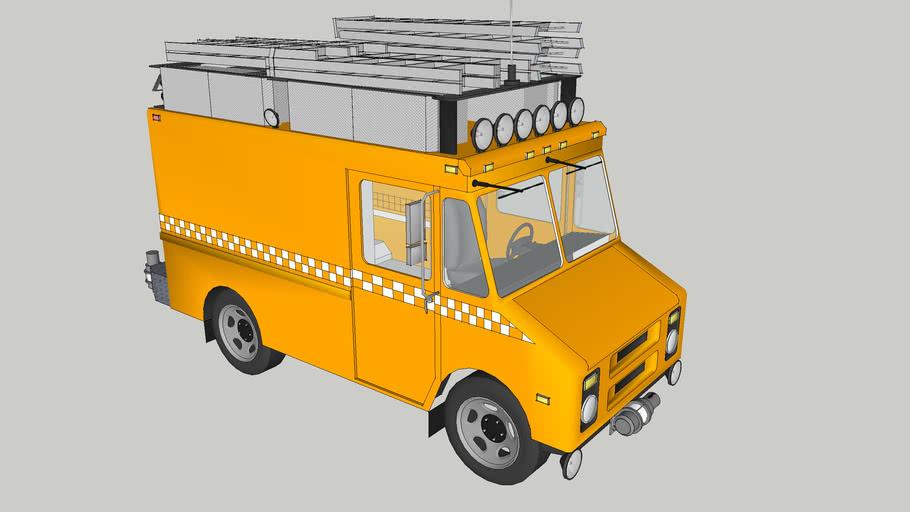 Highway Service Step Van # 2