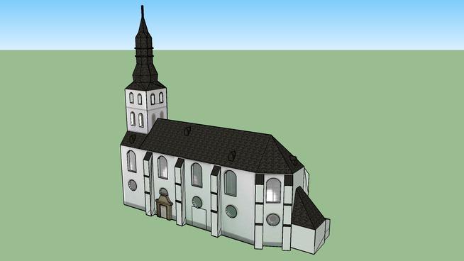 "Kath. Kirche Welver ""St. Bernhard"""