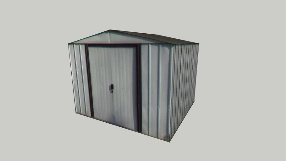 LIttle Metal Shed