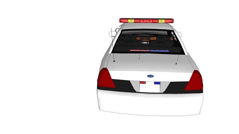 fire chiefs car