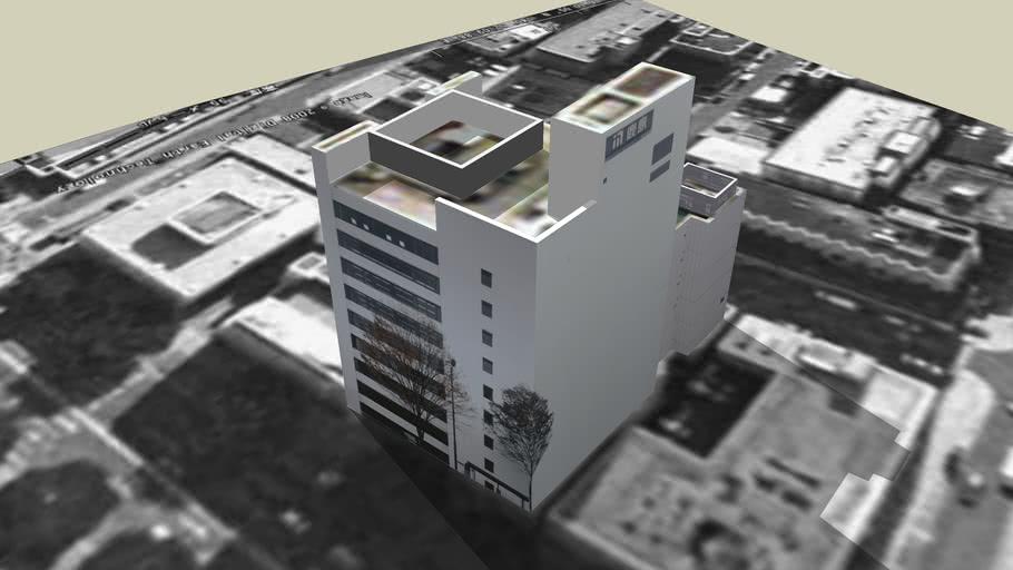 鹿島東北支店ビル