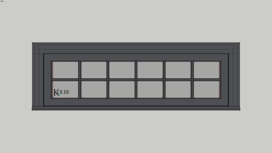 """Kolbe Ultra Casement KUN316P F.S. 5'-0"""" x 1'-6"""""""