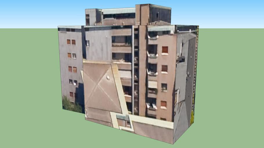 Edificio in Milano,via parini 5 Italia