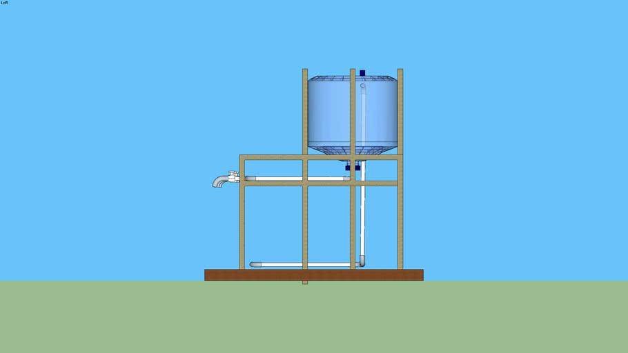 Hydraulics - Physics 2 project