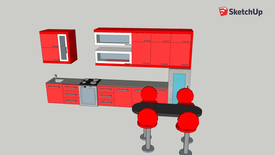 Кухня Денисов
