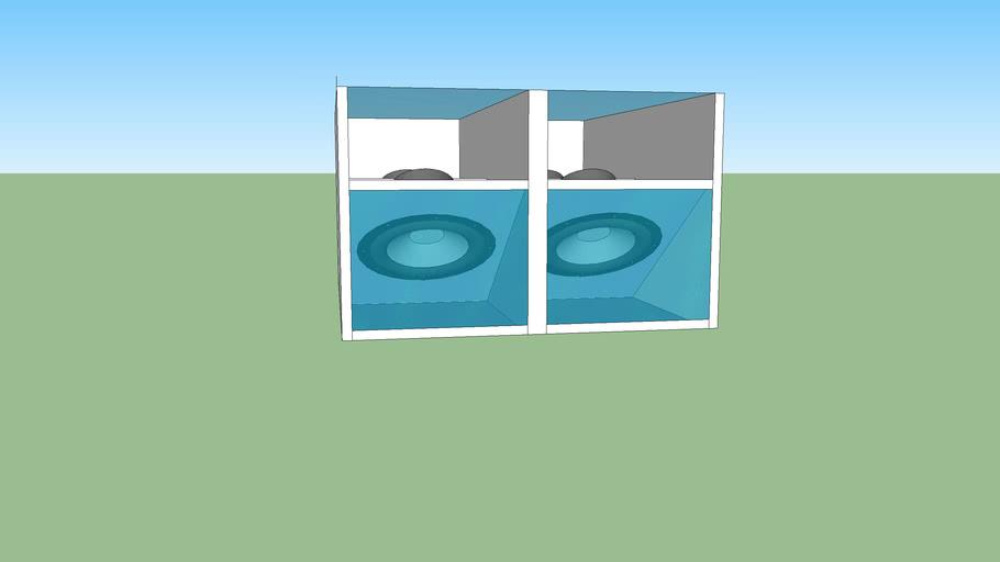Diseño de Caja Subwoofer 12''