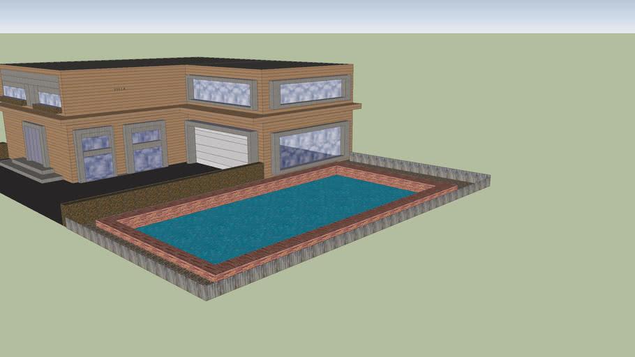 Luxe villa + Swimmingpool