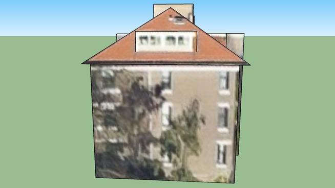 Gebouw in 2585 HA Den Haag, Nederland