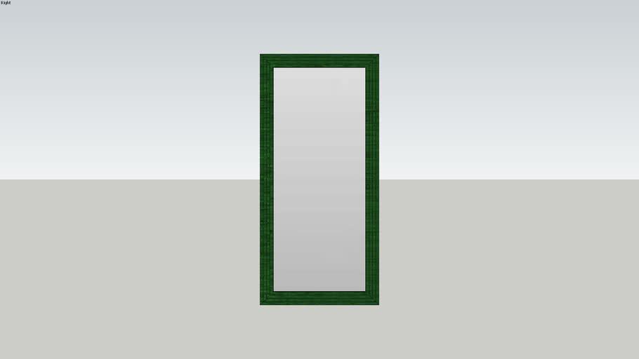Espelho 95x45 (mirror, espejo)