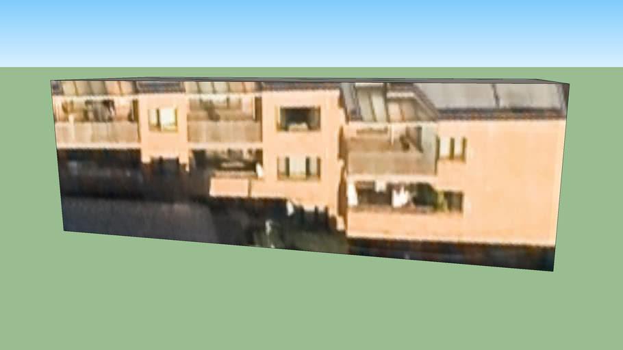 Edificio en 〒107-8667