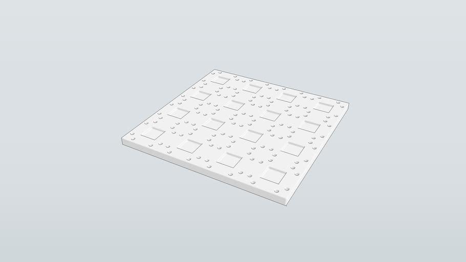 ARCKIT FLOOR 4x4