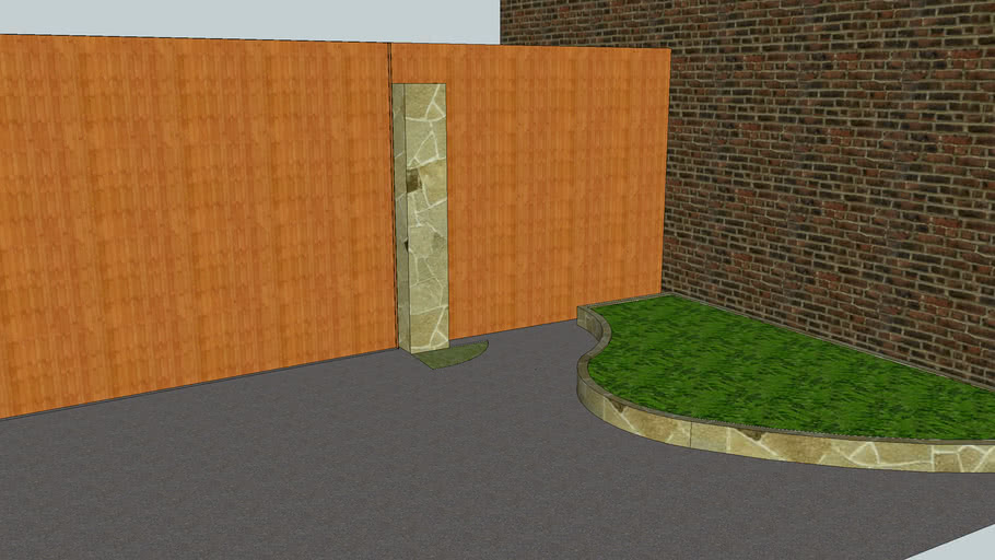 Pedestrian Gateway